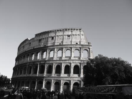 European Wonder of the World - Colosseo die Roma